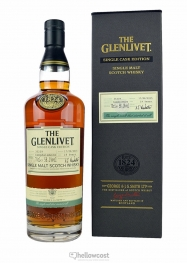 Glenlivet 12 Years First Fill Whisky 40% 70 cl - Hellowcost