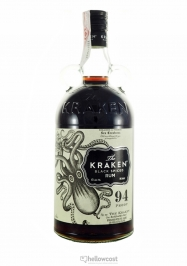 The Kraken Black spiced Limited Edition Rhum 40% 70 cl - Hellowcost