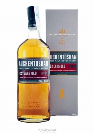 Auchentoshan 10 Years 43% 70 cl Whisky Ancien Bouteille - Hellowcost