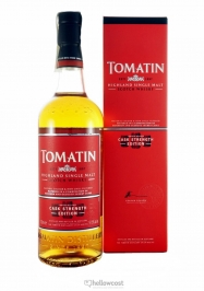 Tomatin 8 Years Bourbon Sherry cask Whisky 40% 100 cl - Hellowcost