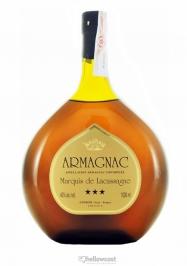 Marquis De Lacassagne Armagnac 40% 100 cl - Hellowcost