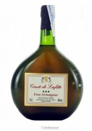 Comte De Lafitte Armagnac 40% 70 cl - Hellowcost