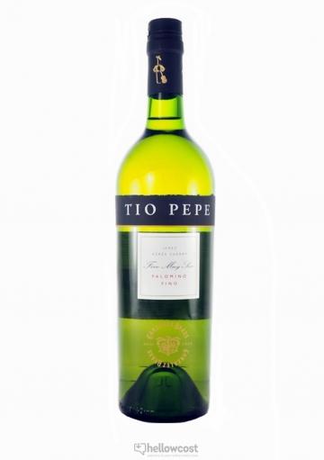 Tio Pepe jerez Palomino Fino 15% 75 cl