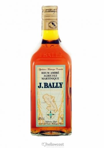 J.Bally Ambre Rhum 45% 70 cl