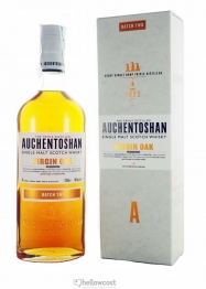 Auchentoshan Three Wood Whisky 43% 70 Cl - Hellowcost
