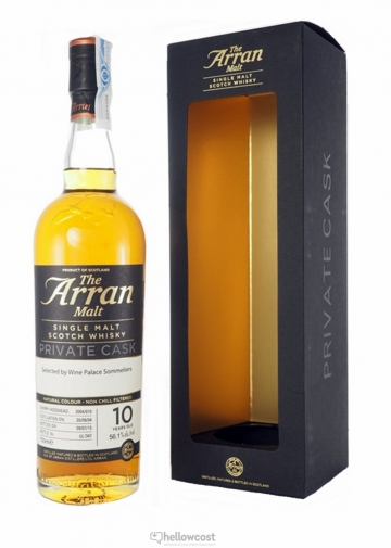 The Arran Private Cask 2004 Whisky 56.1% 70 Cl