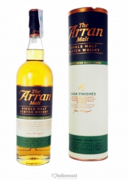 The Arran 18 Ans Pure By Natura Whisky 46% 70 Cl - Hellowcost