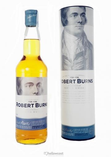 The Arran Robert Burns Blend Whisky 40% 70 Cl