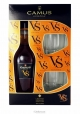 Camus Vs Elegance Cognac 40% 70Cl + Verres