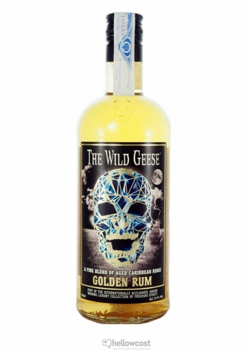 The Wild Geese Golden Rhum 37,5% 70 Cl