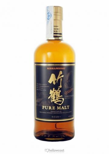 Taketsuru Pure Malt Whisky 43% 70 Cl