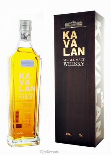 Kavalan Single Malt Whisky 40% 70 Cl