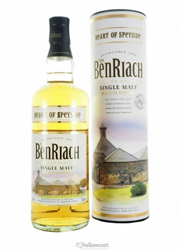 Benriach Heart Of Spayside Whisky 40% 70 Cl