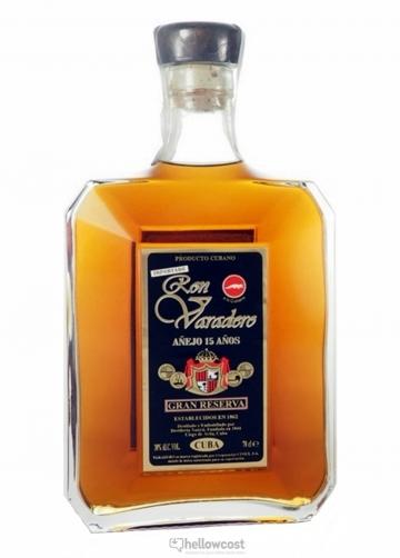 Varadero 15 Ans Rhum 38% 70 Cl