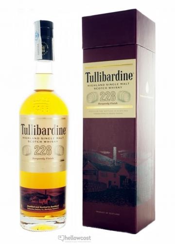Tullibardine 228 Burgundy Finish Whisky 43 % 70 Cl