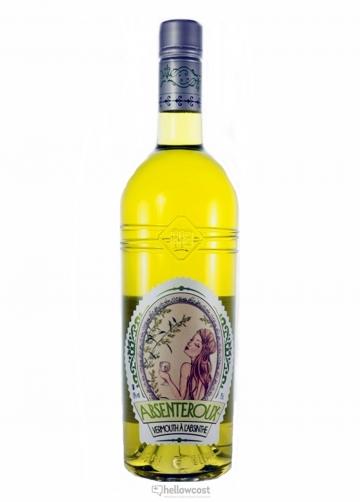 Absenteroux Vermouth À Lábsinthe 18% 75 Cl