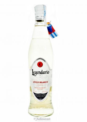 Legendario Rhum Añejo Blanc 40% 70 Cl