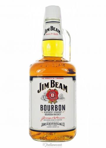 Jim Beam Bourbon 40% 1,75 Litres