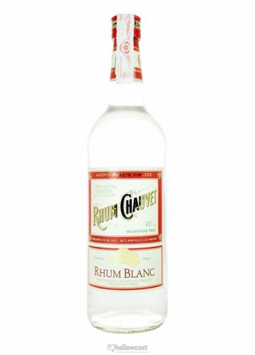 Chauvet Rhum Blanc Antilles 40% 1 Litre