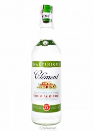 Clement Rhum Blanc 50% 1 Litre - Hellowcost