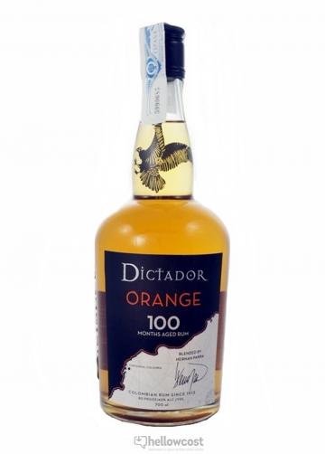 Dictador Orange 100 Rhum 40% 70 Cl