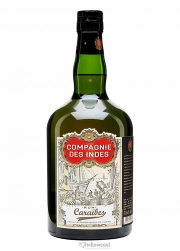 Compagnie Des Indes Caraïbes Rhum 40% 70 cl