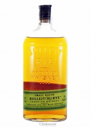 Bulleit 10 Years Bourbon 45,6% 70 cl - Hellowcost
