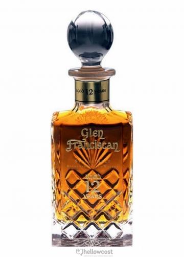Glen Franciscan 12 Ans Whisky 40% 70 cl
