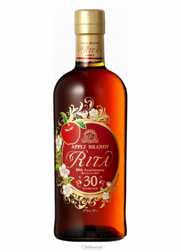Nikka Apple Brandy Rita 30 Ans 43% 70 Cl