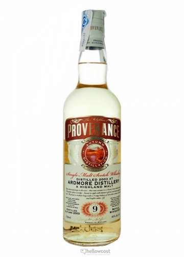 Provenance Ardmore 9 Ans 2003 Whisky 46% 70 Cl