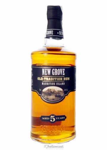 New Grove Rhum 5 Ans 40% 70 Cl