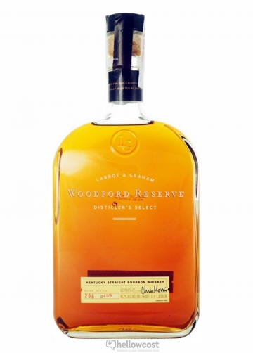 Woodford Reserve Bourbon 43,2% 70 cl