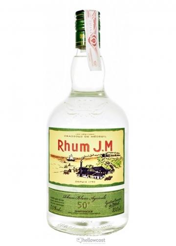Jm Rhum Blanc Agricole 50% 1 Litre
