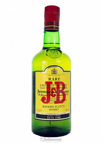 J B Whisky 40% 1,5 Litres