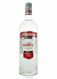 Lithuanian Amber Caramel Vodka 21º 1 Litre - Hellowcost