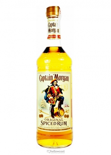 Captain Morgan Spice Rhum 35º 1 Litre