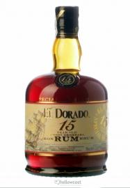 El Dorado Rhum 12 ans 40º 70 Cl - Hellowcost