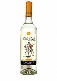 Demonio De Los Andes Albilla Pisco 40% 70 Cl - Hellowcost