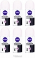 Nivea Deodorant Bille Black & White Woman 2X50 ml