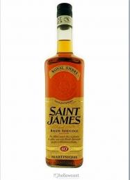 Saint James Ambre Rhum Agricole 40º 1 Litre - Hellowcost