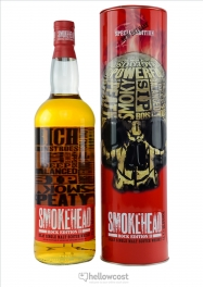 Smokehead High Voltage Whisky 58% 70 cl - Hellowcost