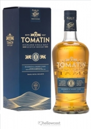 Tomatin 15 Years American Oak Casks Whisky 46% 70 cl - Hellowcost