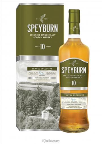 Speyburn 10 Ans Whisky 40% 1 Litre