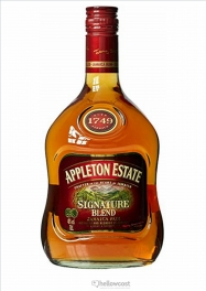 Appleton Estate 12 Ans Rhum 43% 70 Cl - Hellowcost