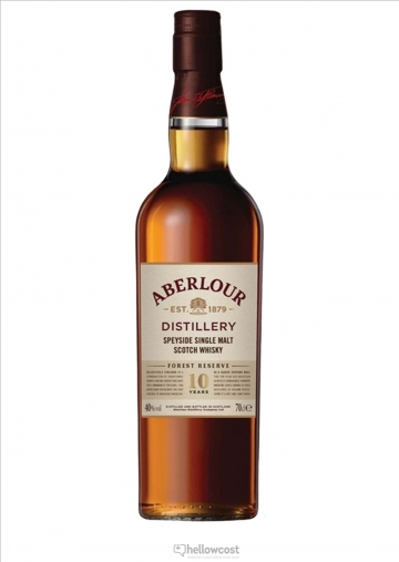 Aberlour 10 Years Forest Reserve Whisky 40% 70 cl