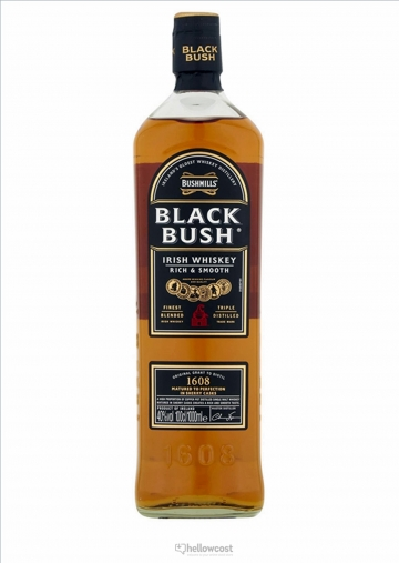 Bushmills Black Bush Whisky 40º 1 Litre