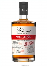 Clement Rhum Blanc 50% Box 300 cl - Hellowcost