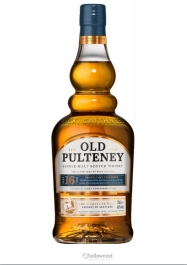 Old Pulteney 10 Years Whisky 40% 100 cl - Hellowcost