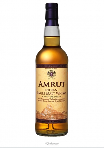 Amrut Single Malt Indian Whisky 46% 70 cl