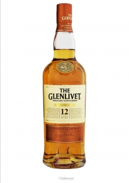 Glenlivet 12 Years Double Oak Whisky 40% 100 cl - Hellowcost